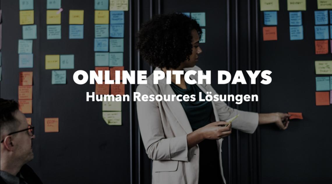 ONLINE PITCH DAY Human Resources Lösungen von: Aconso und Centric