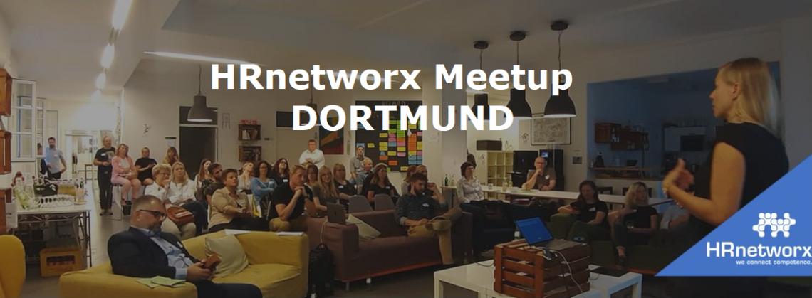 ONLINE ! HRnetworx Meetup (Dortmund) am 10.06.2020