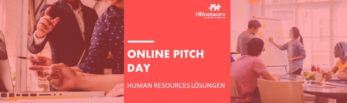 ONLINE PITCH DAY: Human Resources Lösungen am 04.03.2021
