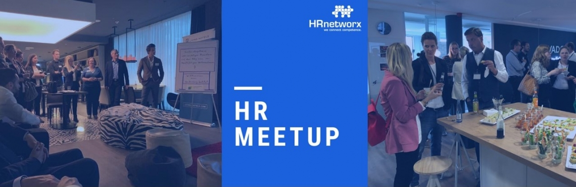 HRnetworx Online Meetup (Online Dortmund)